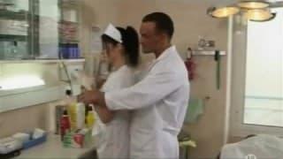 Enfermeira quente