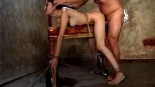Sexo BDSM para Sasha Grey