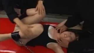 Extremo bondage e sexo submissivo