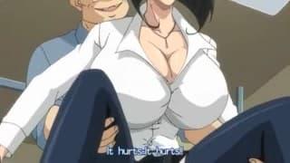 Sexo com o director da escola