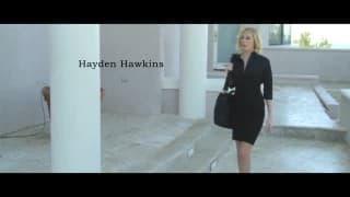 Hayden Hawkens sabe o que é sentir prazer