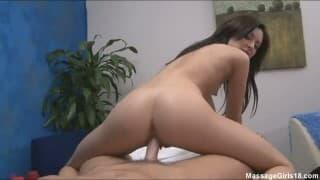 Sexo apos massagem