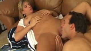 A enfermeira esfomeada