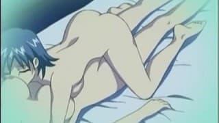 Video longo e hentai excitante!