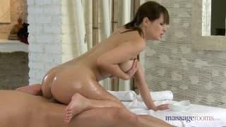 Um massagista de fetiche