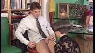Velhos e jovens num grande pornô!