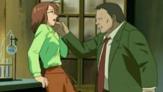 Porno Hentai- Um enorme pau na sua buceta