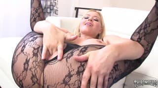 Krissy Lynn numa sessão de sexo selvagem