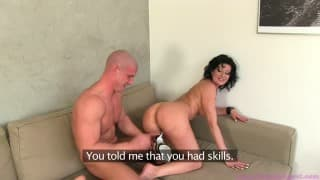 Casting milf πορνό