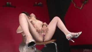 Tomoka Sakurai esguicha de verdade