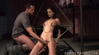 Submissão sexual com Amanda Baby