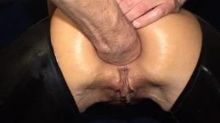 Excelente vídeo de fist fucking anal extremo