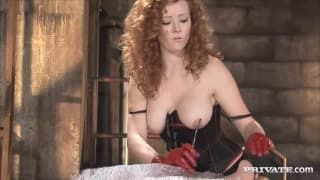 Audrey Hollander sabe como dominar o seu homem