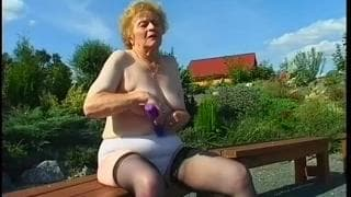 Miroslava é uma avó que adora sexo
