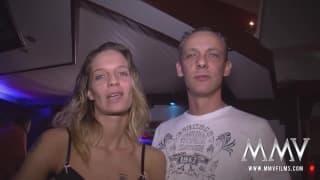 Orgia num bar em Boafoda!
