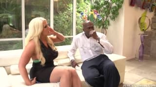 Alura Jenson e Lexington Steele adoram-se