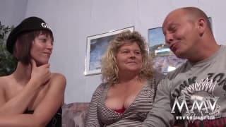 Uma lingerie sexy a ver em streaming