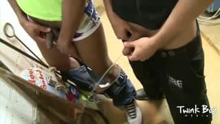 Uma sodomia entre Fernando e Carlitos