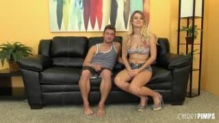 Natalia Starr fode à frente da webcam !