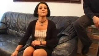 Amadora Francesa quer se exibir