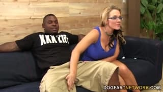 Nikki Sexx é uma cabra excitada !