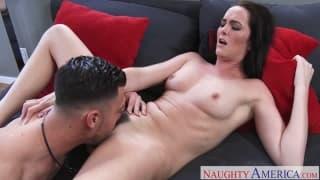 Bianca Breez gosta do pénis de Seth Gamble