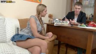 Grace começa a transar com seu amigo Alex