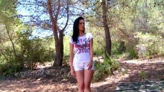 Samia Duarte quer sexo ao ar livre