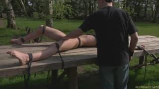 Nataly Von adora ter prazer com BDSM