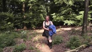 Anne Tracy uma milf que sabe se dar praser!