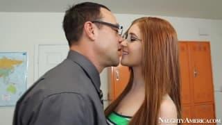 Ava Sparxxx e Kurt Lockwood transando