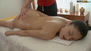 Slevie com o seu massagista