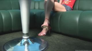 Strip-tease com Ivana Fukalot