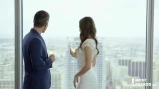 Lindo momento de sexo com Riley Reid