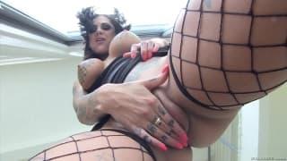 Bonnie Rotten a fazer sexo com Manuel Ferrara