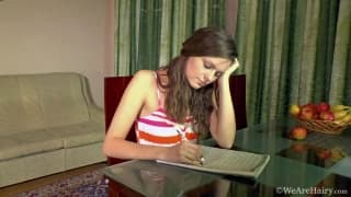 é aborrecido estudar
