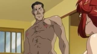 Jovem hentai usa seus grandes oppais