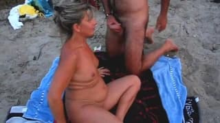 Sexo nas dunas bem gostoso