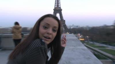Francesa com preto
