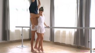 Gina Gerson gosta de transar depois de balé