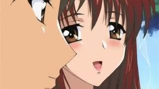 Duas moças bonitas com apetite anal em hentai