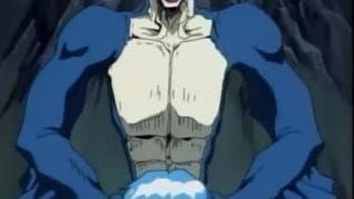 Uma cena de manga japonesa muito interessante