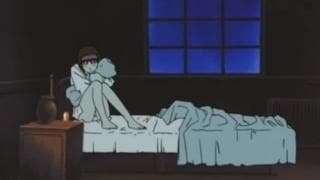 Neste episódio de Hentai, ela tentará fugir