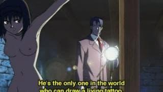 Momento emocionante e quente em um hentai