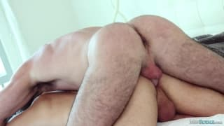 Kyle Kash tem sexo com Billy Santoro