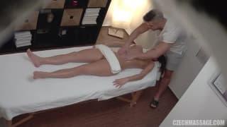 Sua massagem termina da melhor maneira