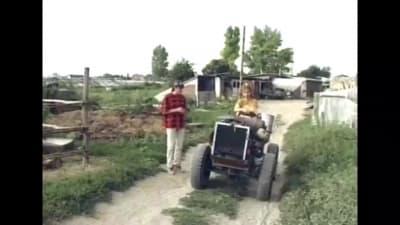 Na fazenda há sempre tempo para foder