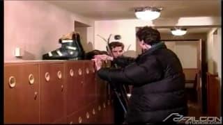 Kristofer Holik e Jacob Socha gozam!