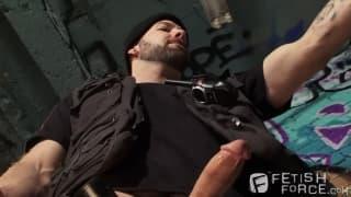 Preston Steel e Draven Torres em sexo oral!