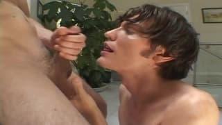 Mylo Deren adora a rola de Manny Montilla